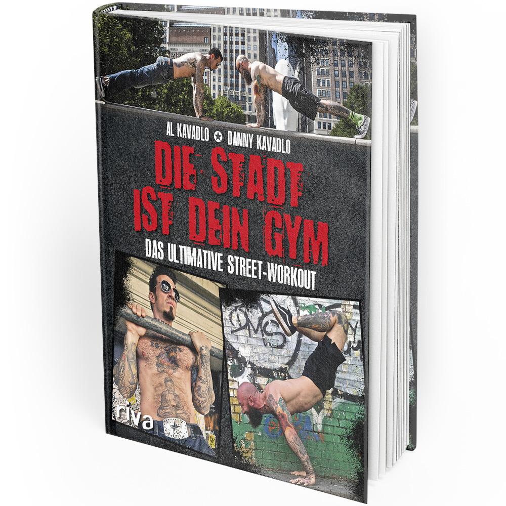 Die Stadt Ist Dein Gym (Buch) Mängelexemplar