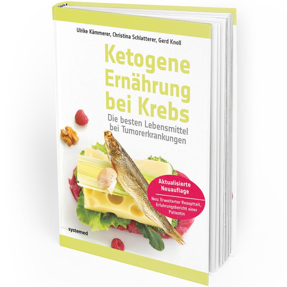 Ketogene Ernährung bei Krebs (Buch)