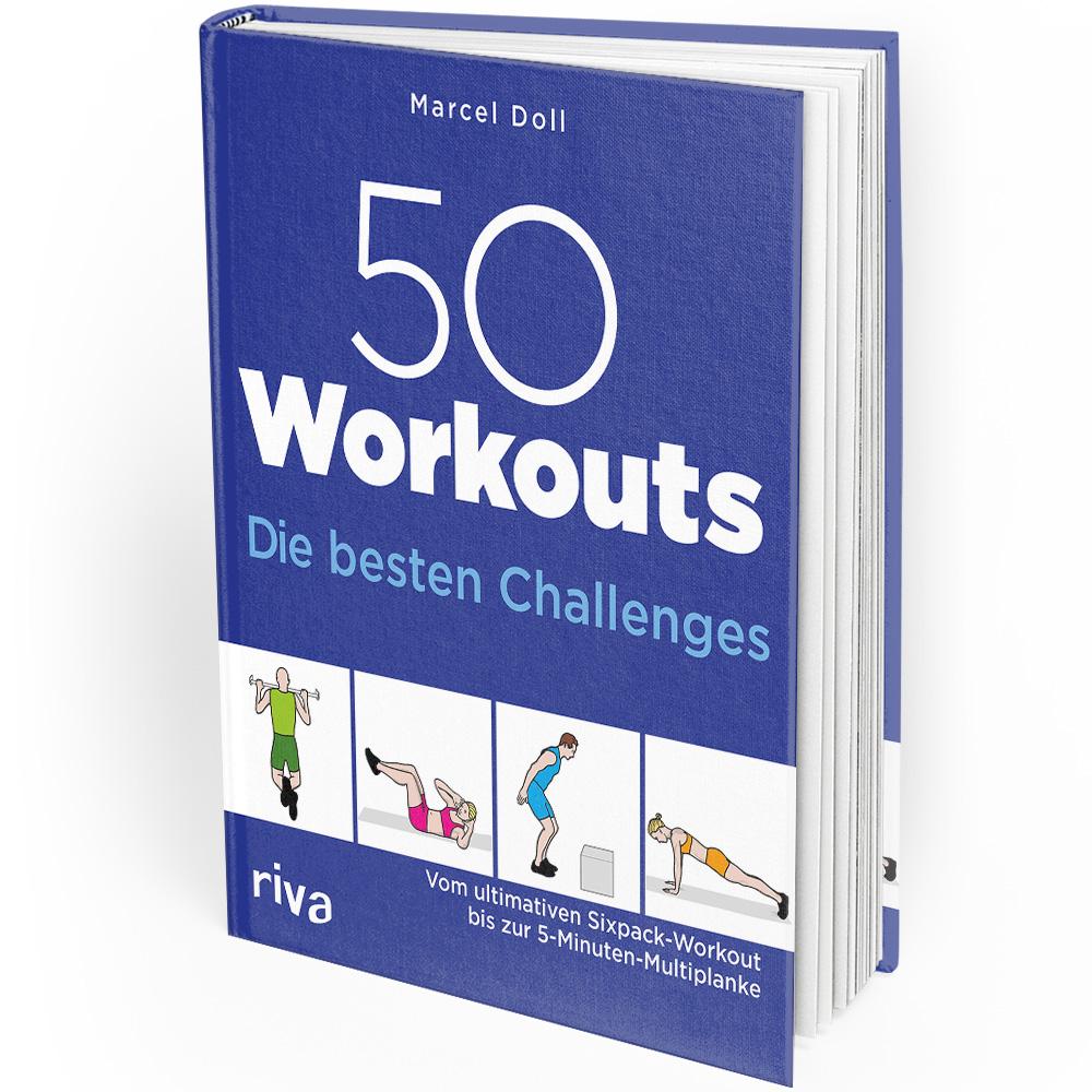 50 Workouts – Die besten Challenges (Buch)