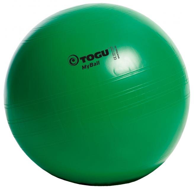 "TOGU® Gymnastikball """"MyBall"""" - grün 65cm"