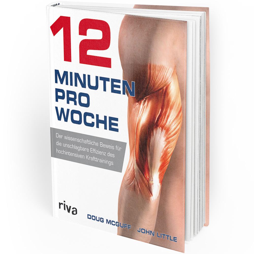 12 Minuten pro Woche (Buch) Mängelexemplar