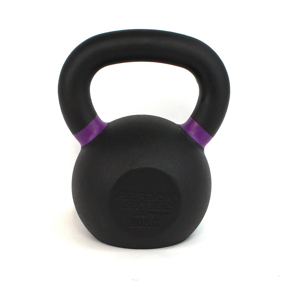 PB Black Kettlebell - 20kg