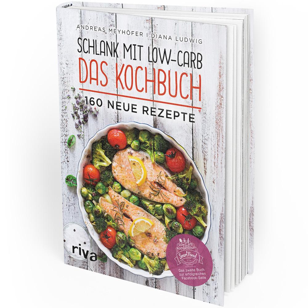 Schlank mit Low-Carb – Das Kochbuch (Buch)