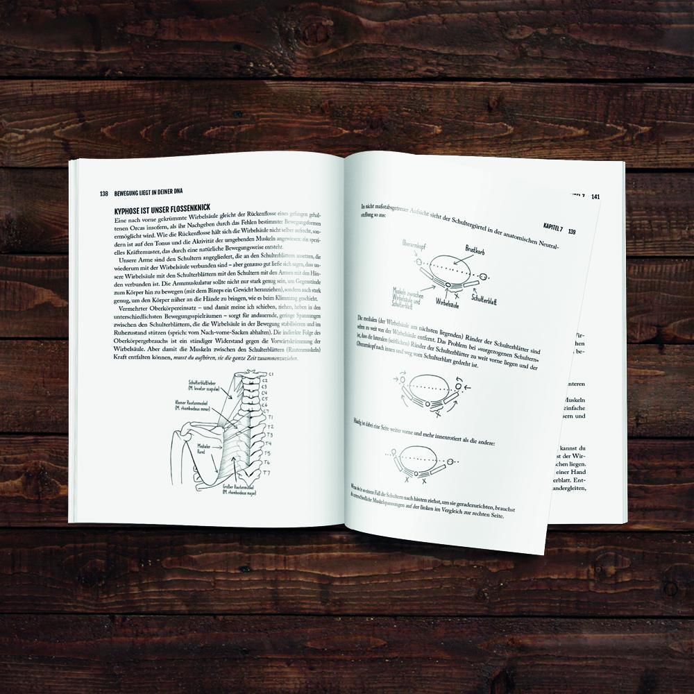 Bewegung liegt in deiner DNA (Buch)