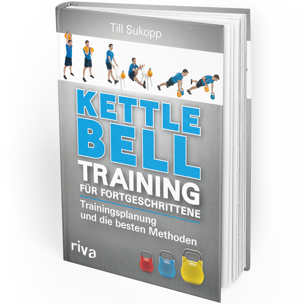 Kettlebell Training für Fortgeschrittene (Buch) Mängelexemplar
