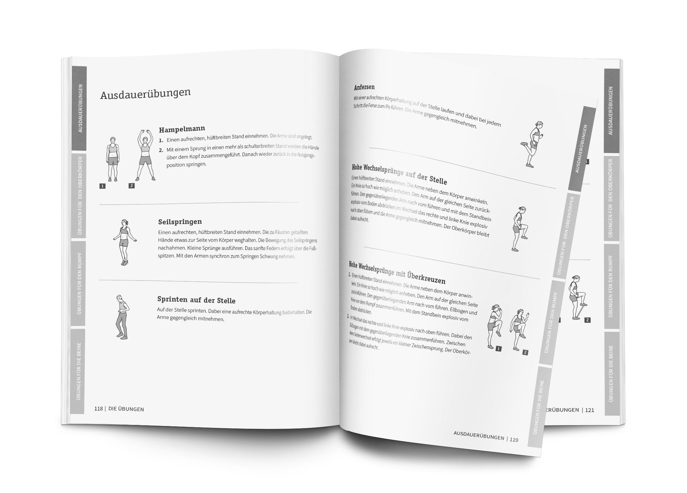 50 Workouts – Fit in 7 Minuten (Buch)