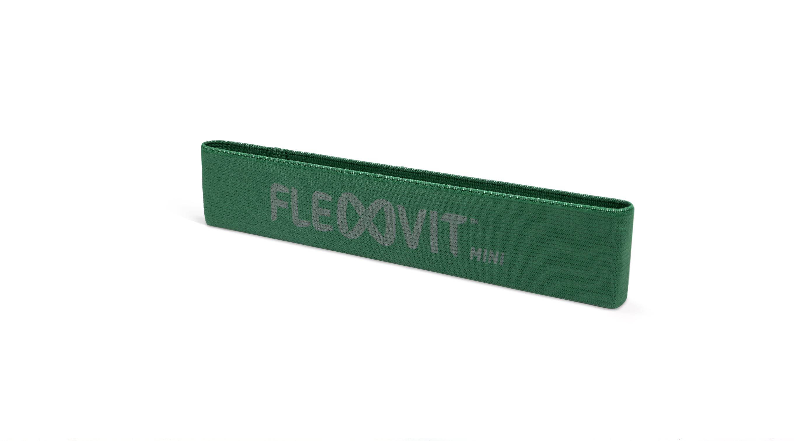 FLEXVIT Mini Band - athletic grün