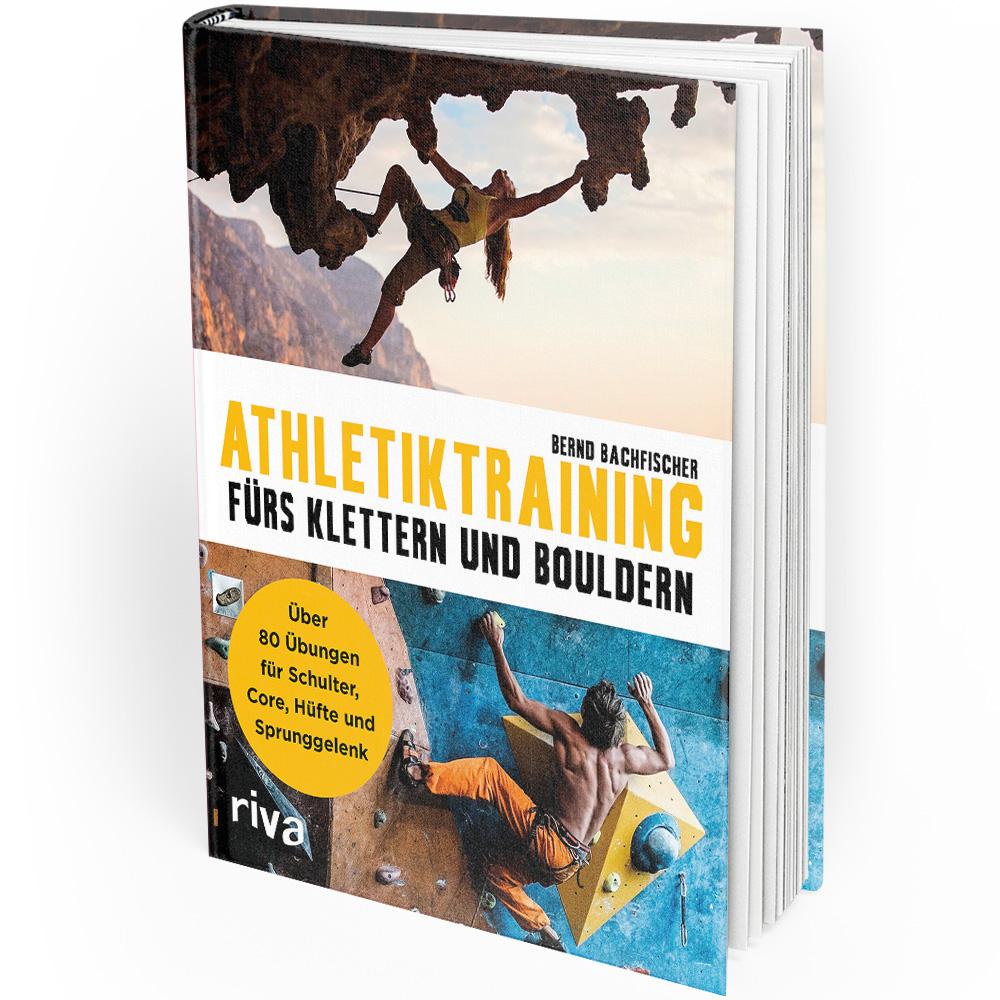 Athletiktraining fürs Klettern und Bouldern (Buch)