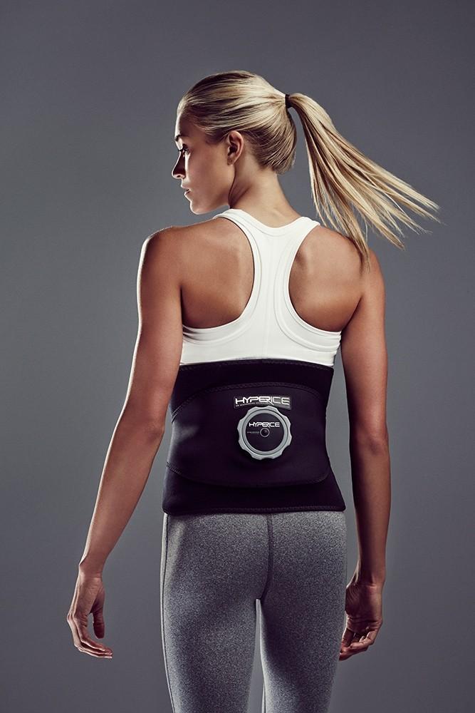 Hyperice - Eiskompresse Rücken schwarz