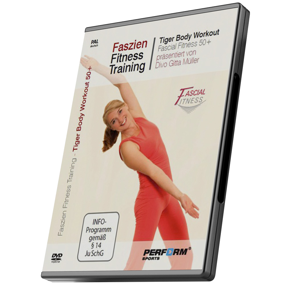 Faszientraining - Tiger Body Workout (DVD)
