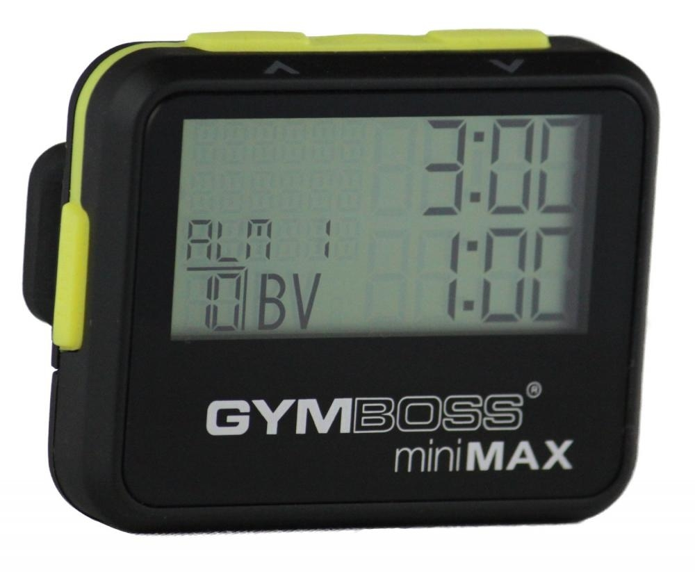 Gymboss® miniMax Intervalltimer