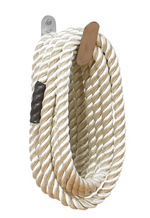 Rope-Halterung (silber)