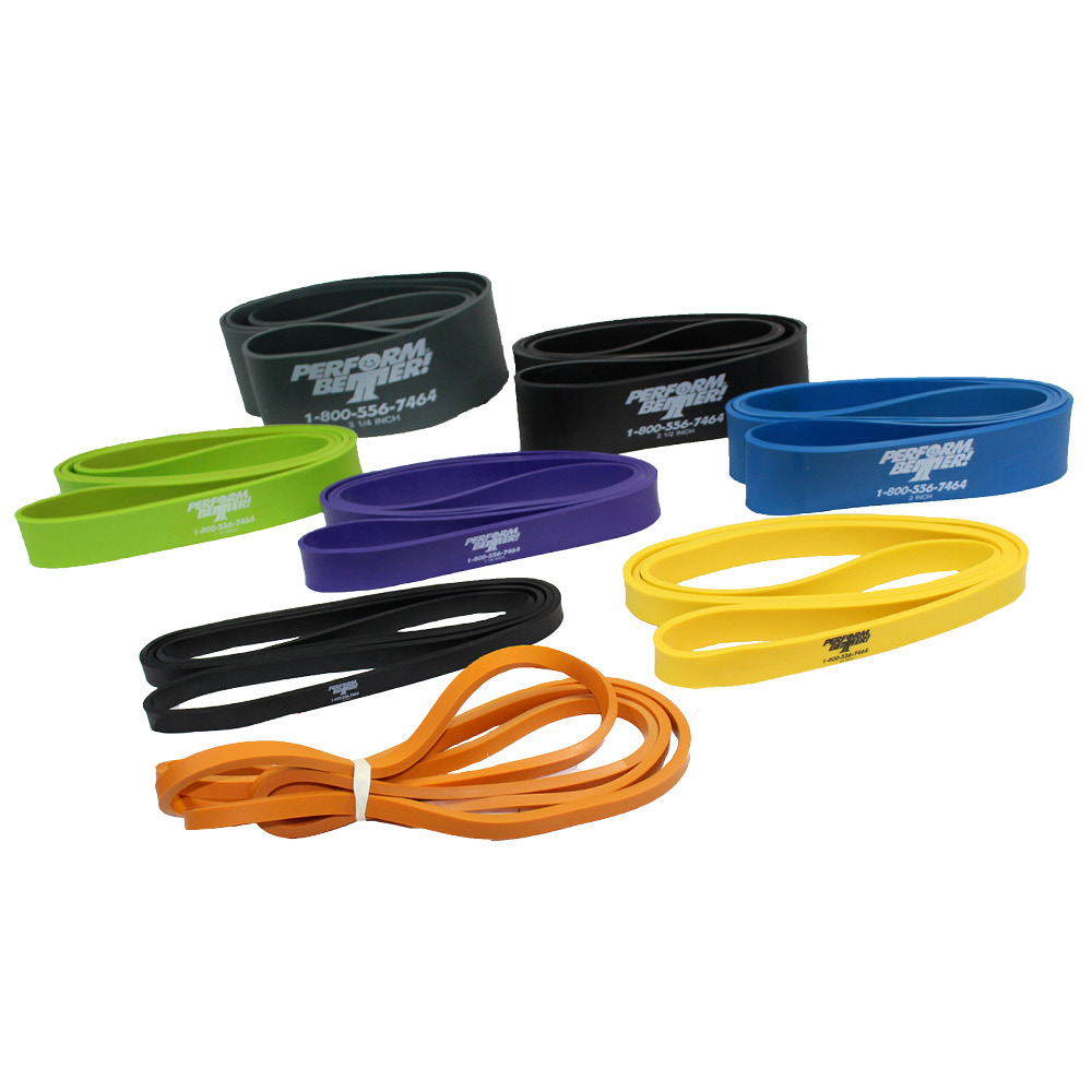 Superbands - 8 cm breit, 95 kg, grau (5mm dick)