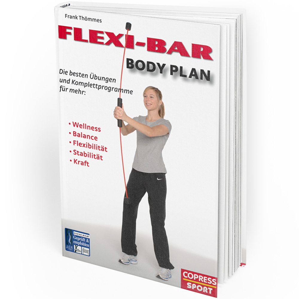 Flexi-Bar Body Plan (Buch)