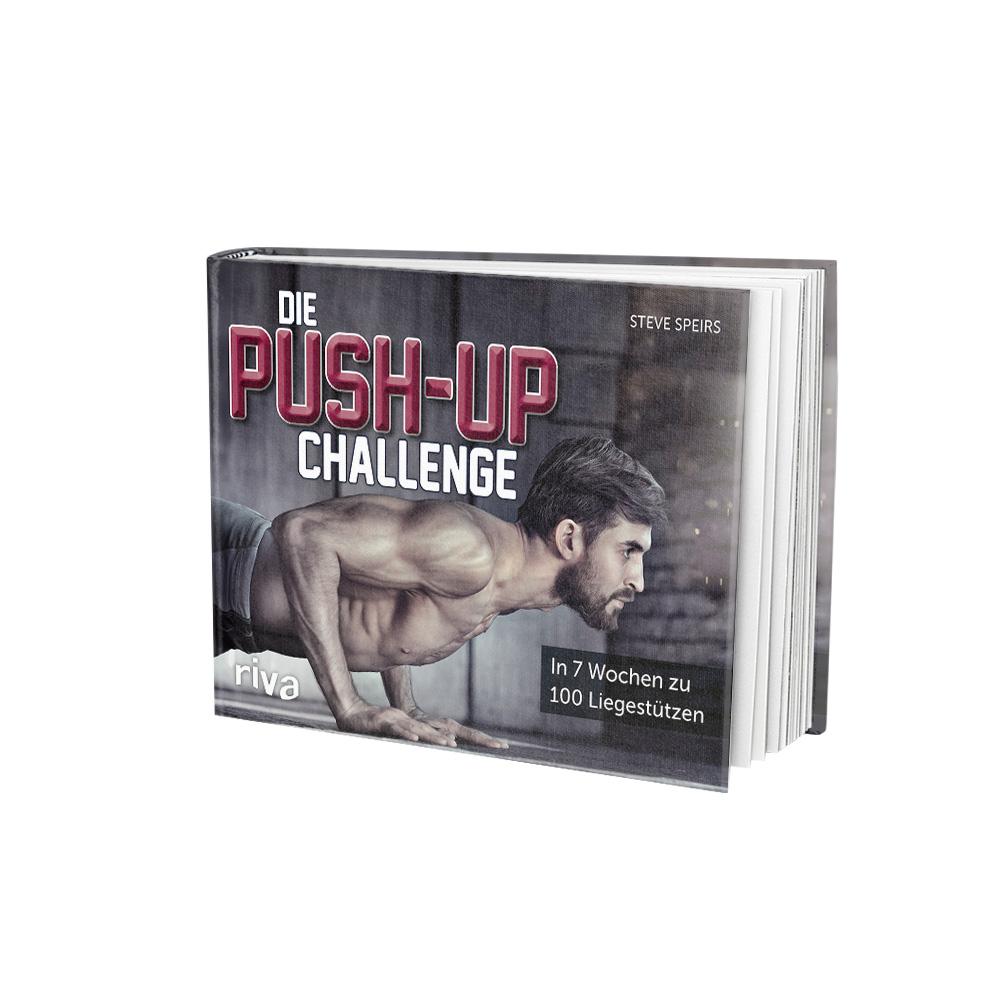 Die Push-up-Challenge (Buch) Mängelexemplar