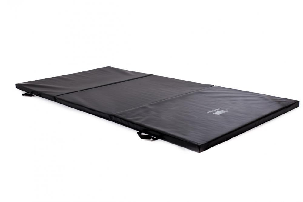 Gymnastikmatte faltbar - mit Griffen 180 x 60 cm