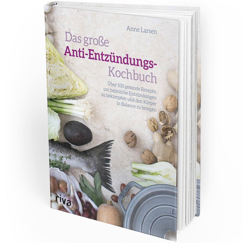 Das große Anti-Entzündungs-Kochbuch (Buch)