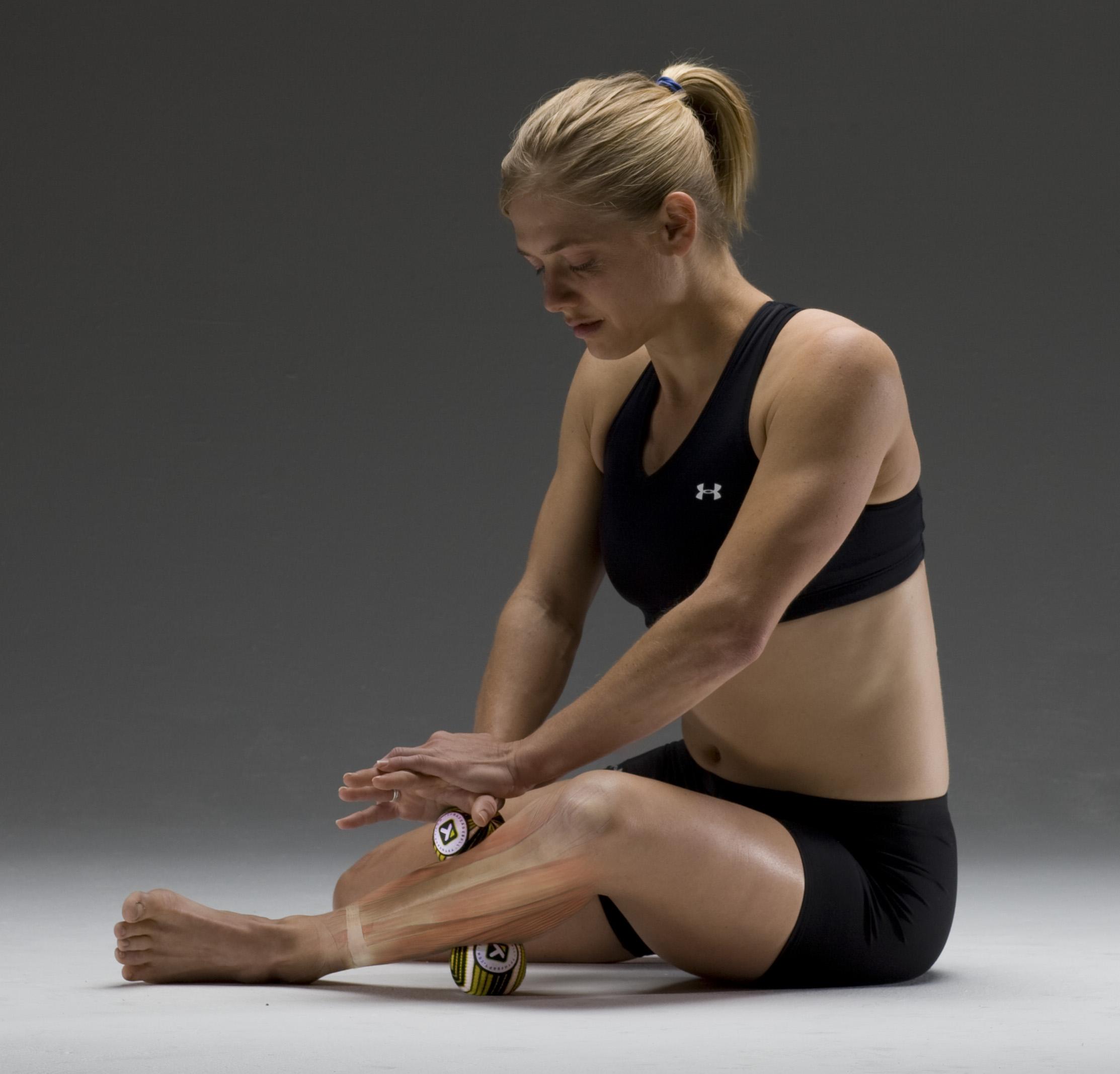 TriggerPoint - Foot & Lower Leg Kit
