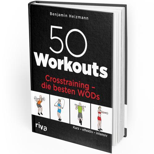 50 Workouts – Crosstraining – die besten WODs (Buch) Mängelexemplar