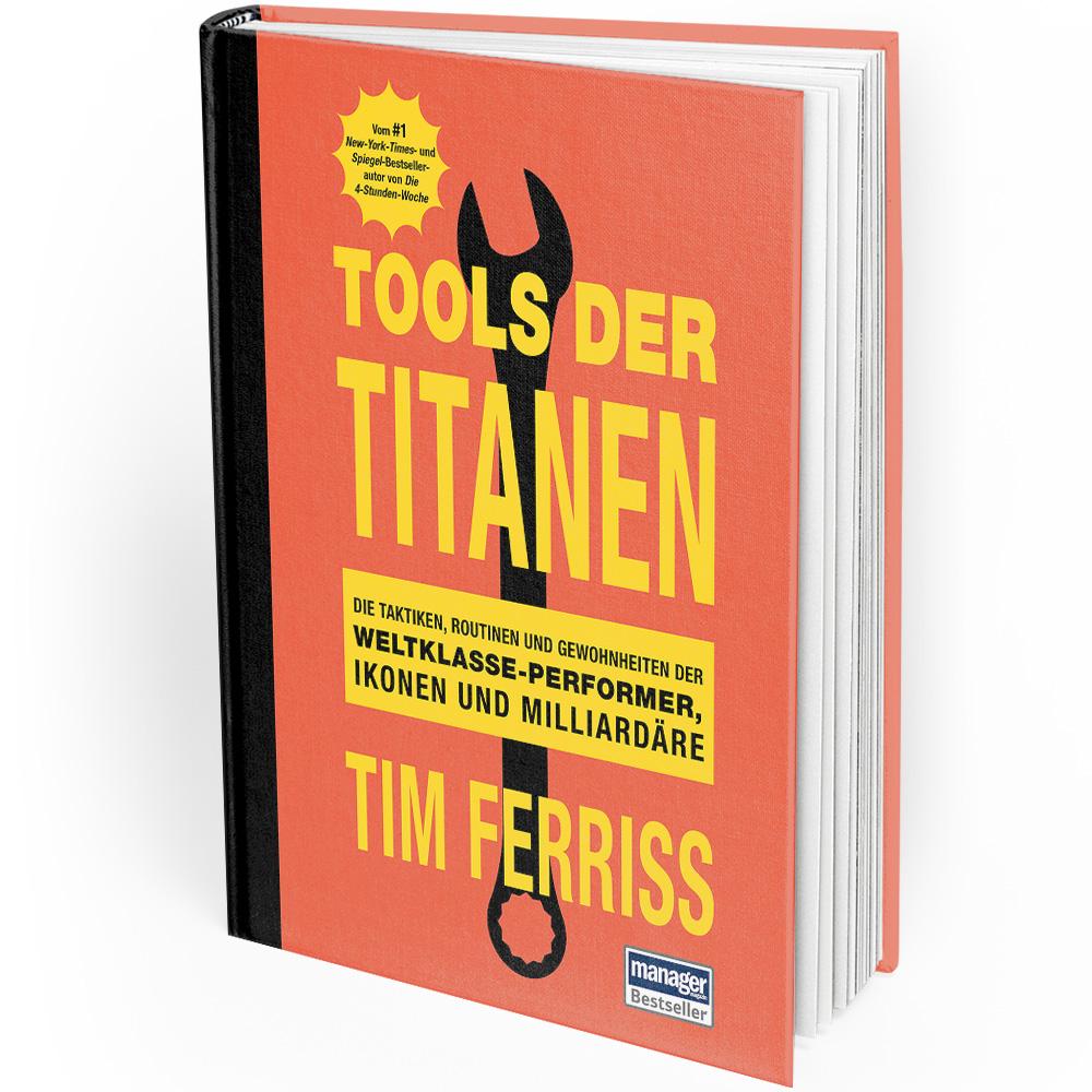 Tools der Titanen (Buch)