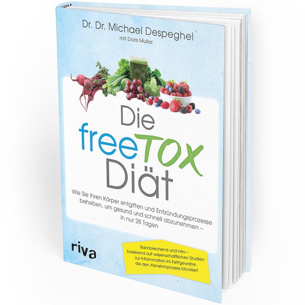 Die freeTOX-Diät (Buch)