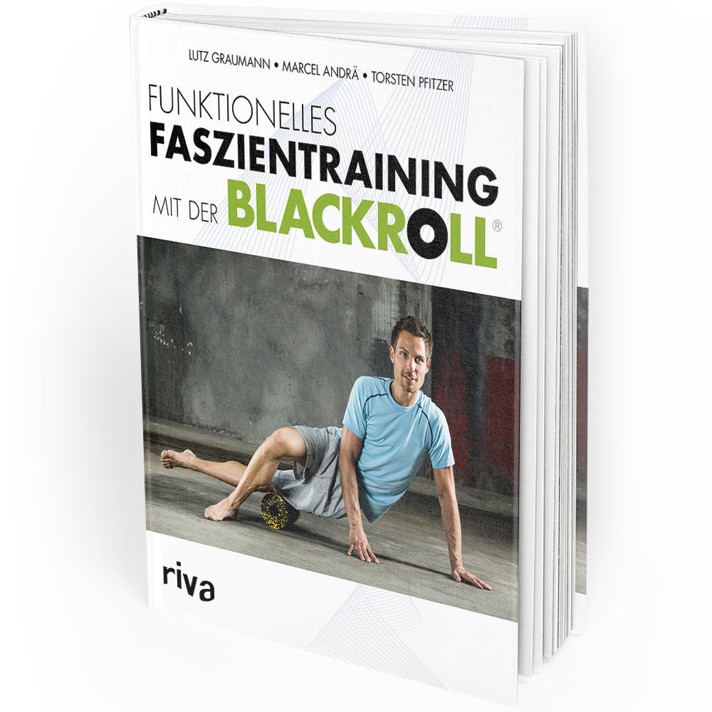 Funktionelles Faszientraining mit der Blackroll (Buch)
