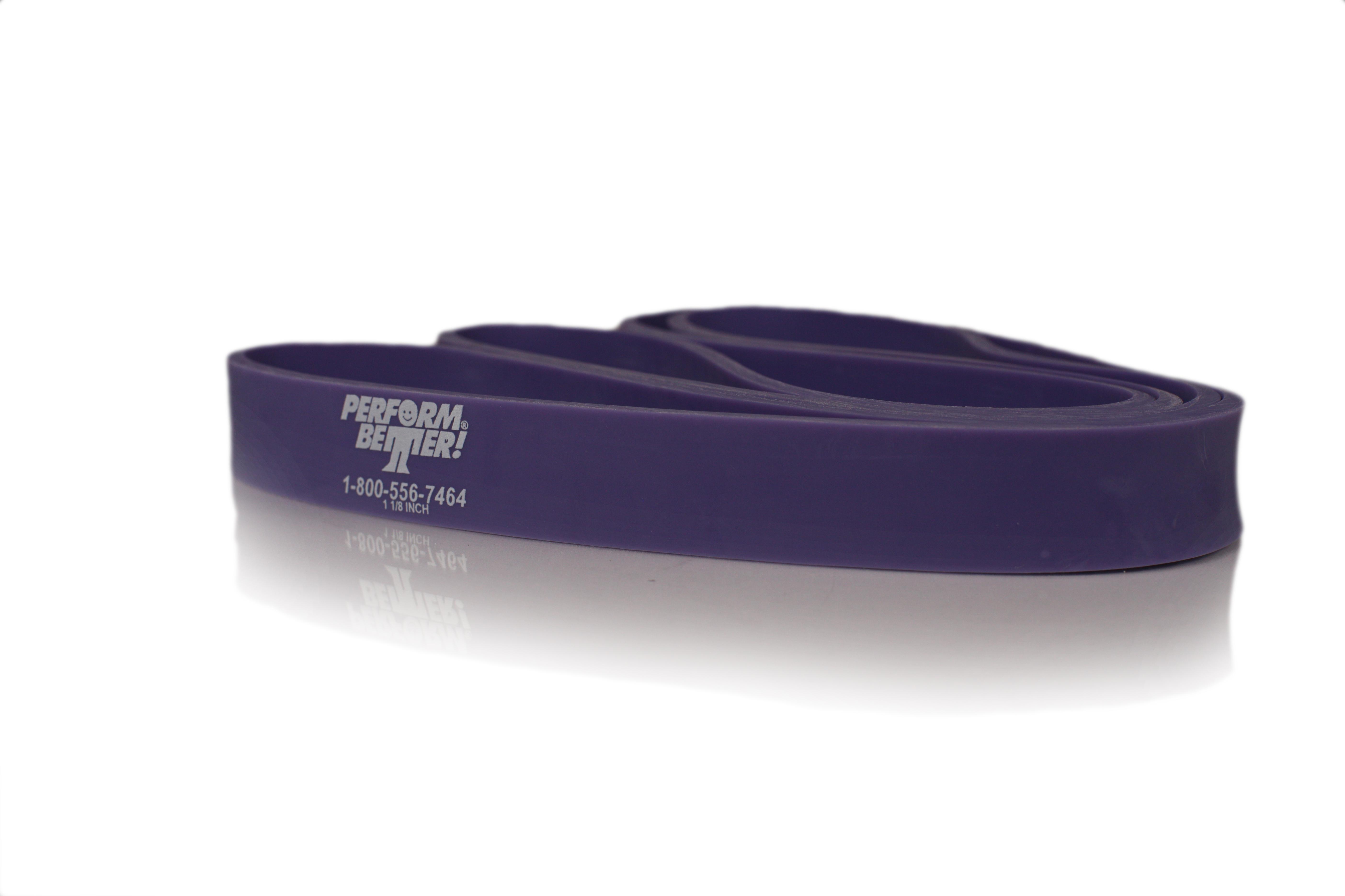 Superbands - 2,8 cm breit, 25 kg, lila (5mm dick)