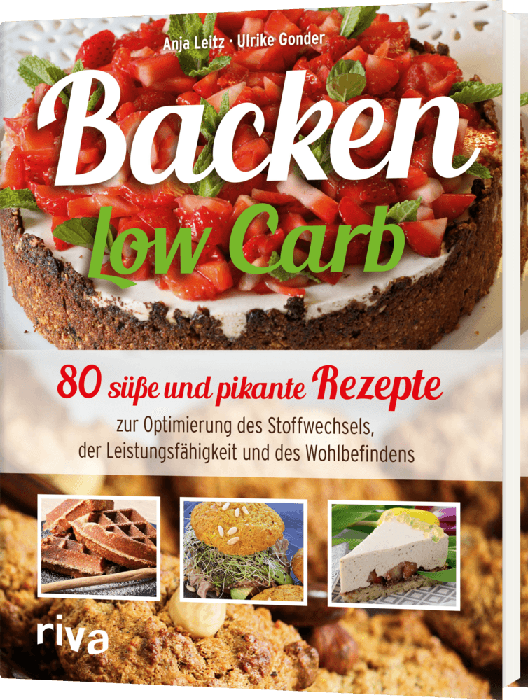 Backen Low Carb (Buch)