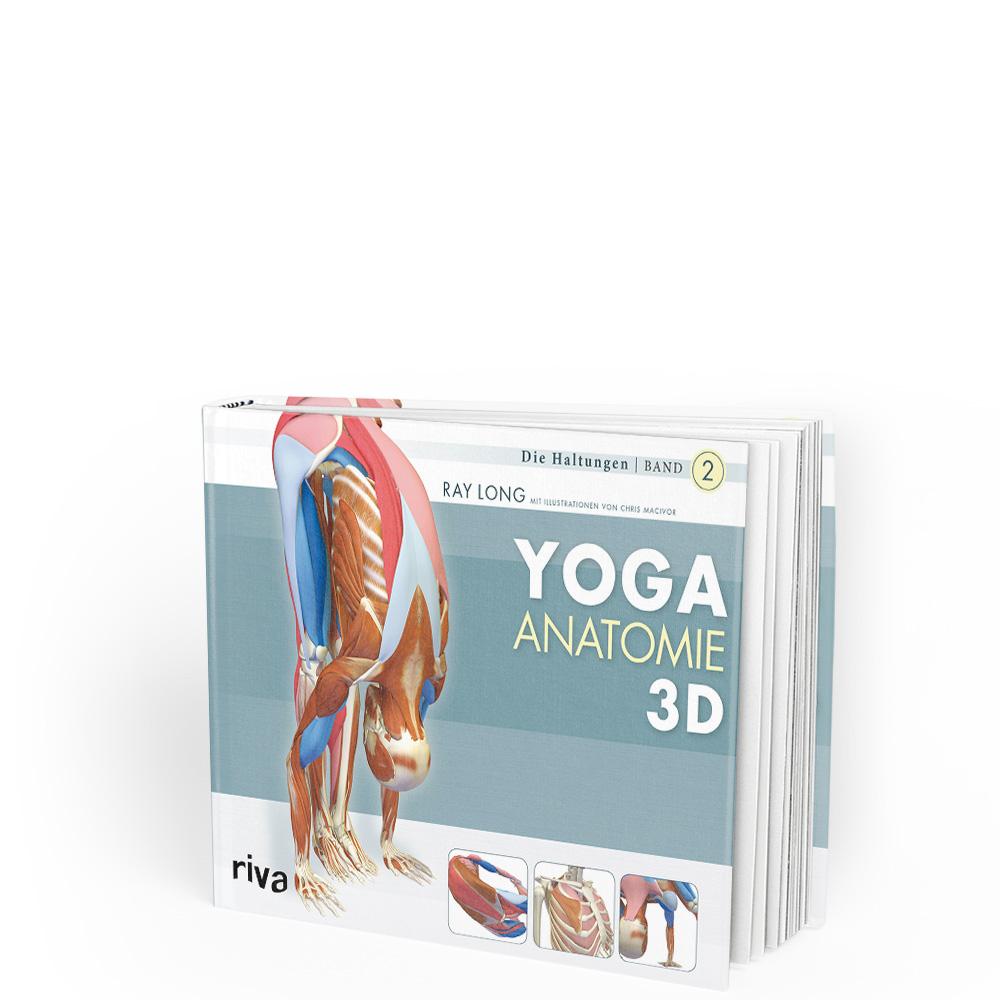 Yoga-Anatomie 3D (Buch) - Band 2