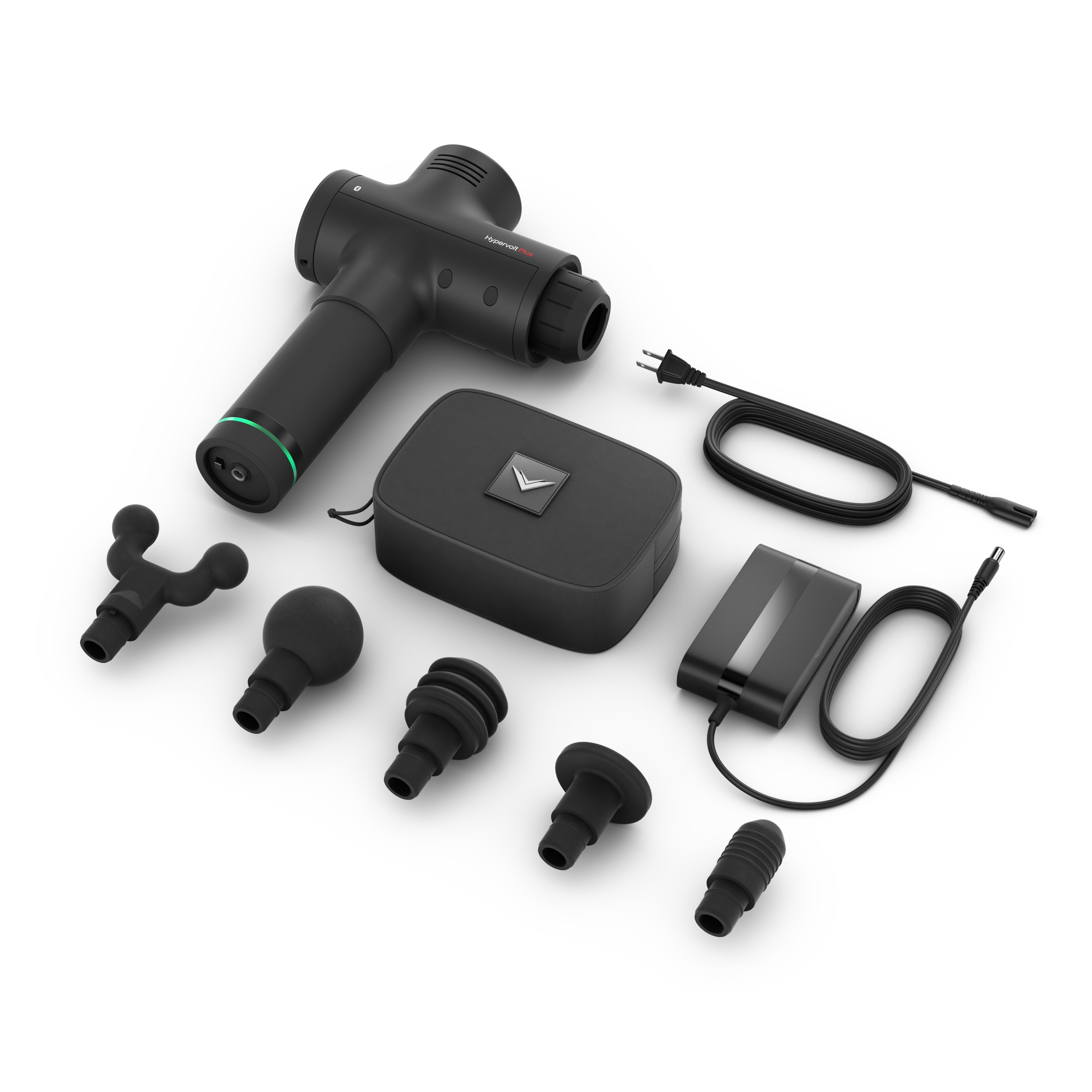 Hypervolt Plus Bluetooth + Hypersphere mini (Travel Pack)