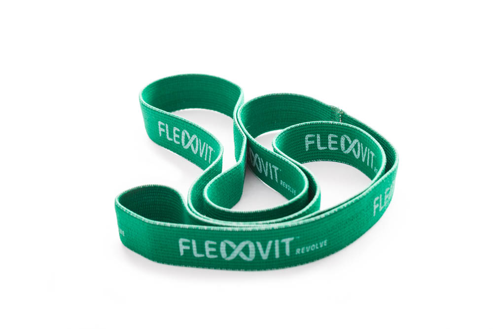 FLEXVIT Revolve Band - solid grün