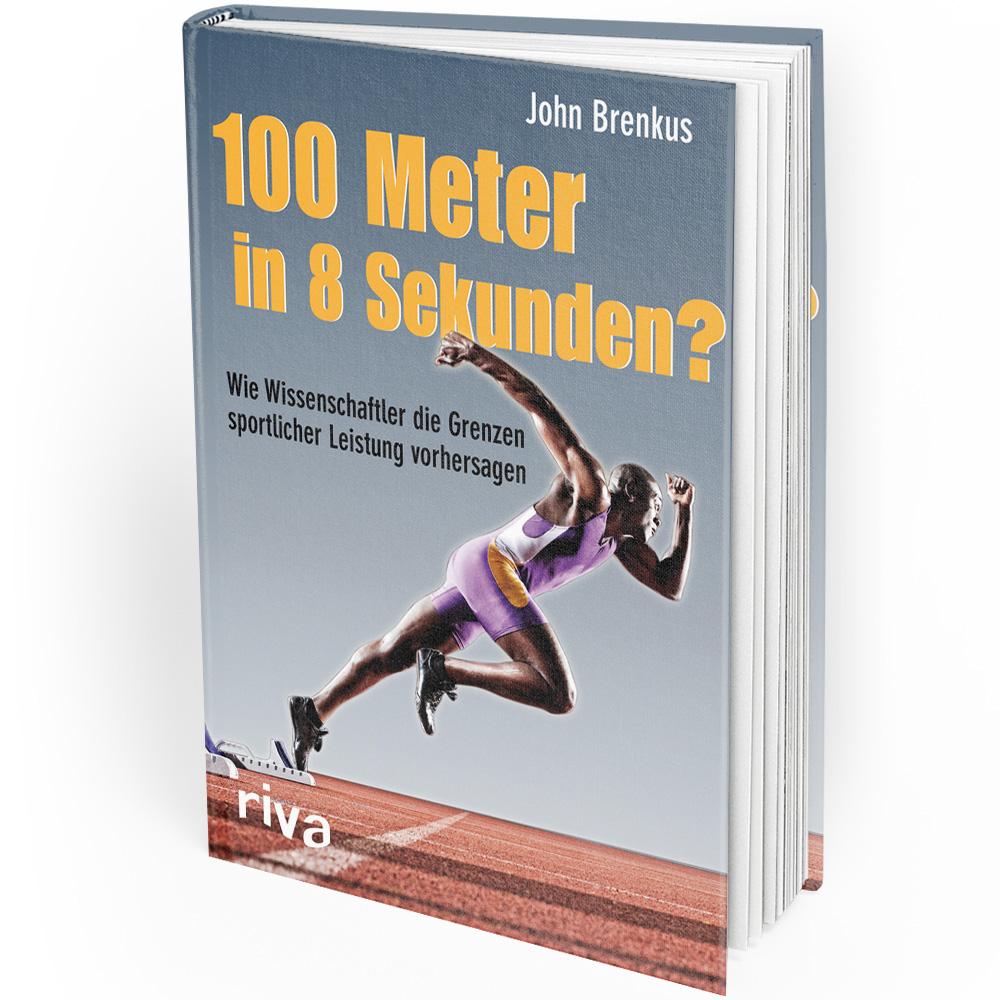 100 Meter in 8 Sekunden? (Buch)