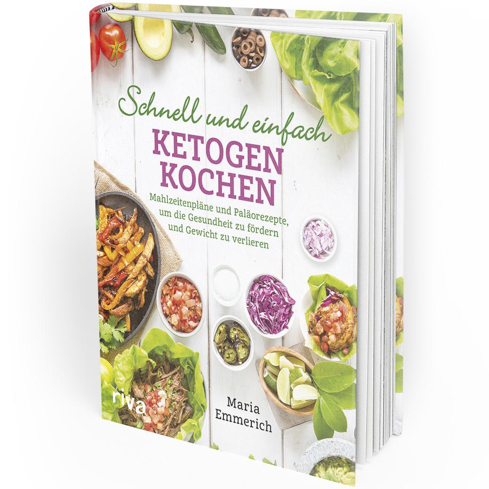 Schnell und einfach ketogen kochen (Buch)