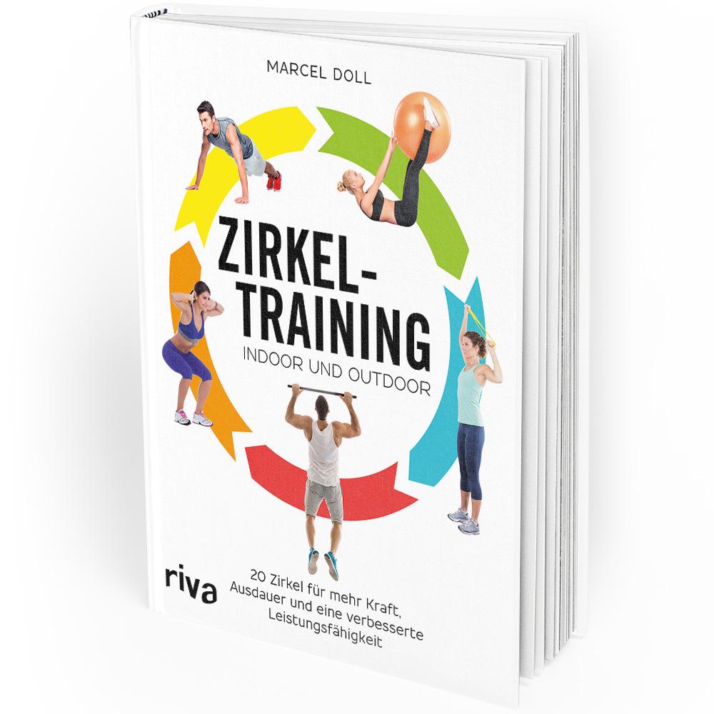 Zirkeltraining – indoor und outdoor (Buch)