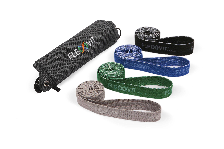 FLEXVIT Revolve Band - 4er Set Komplett
