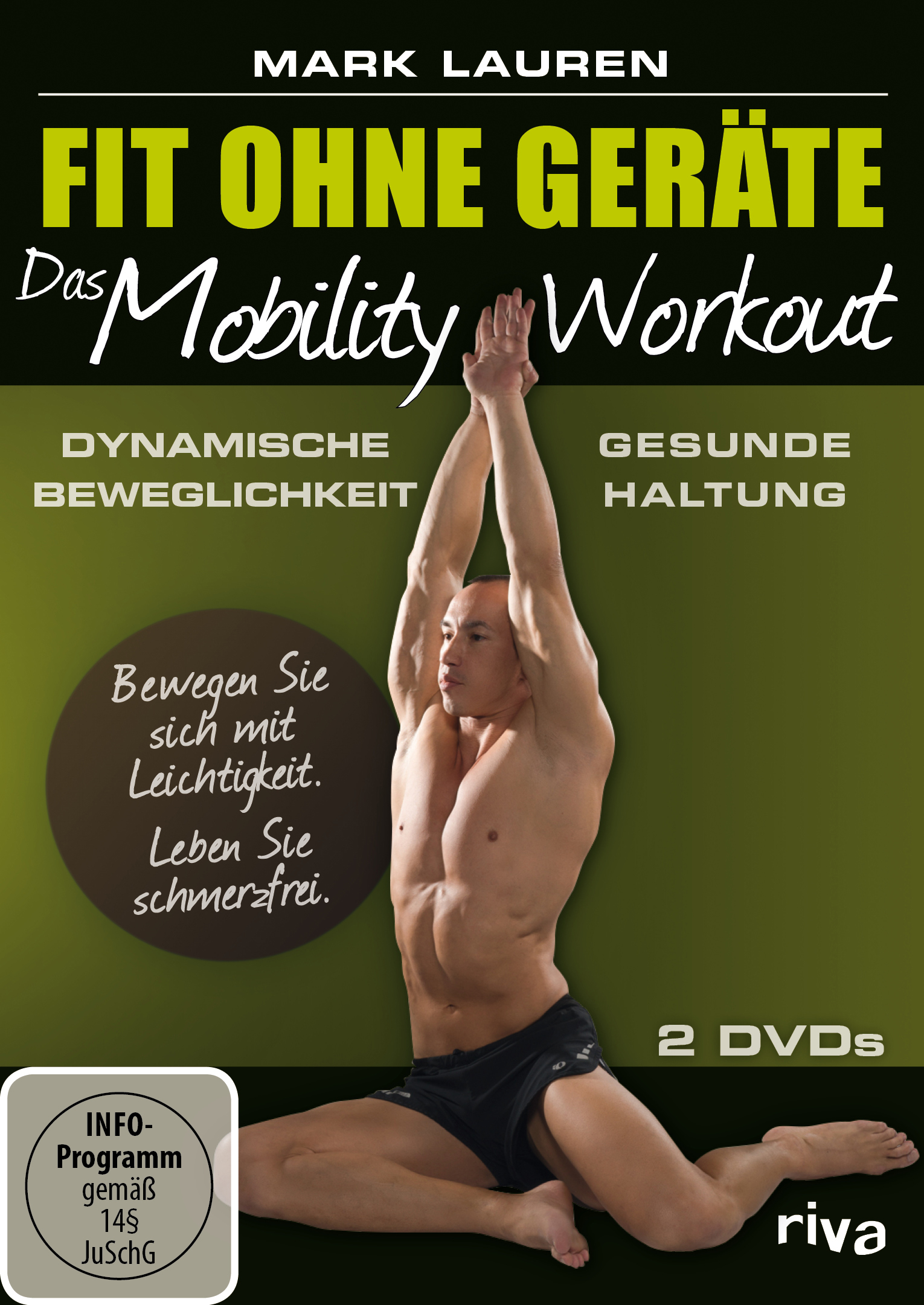 Fit ohne Geräte - Das Mobility Workout DVD Mängelexemplar