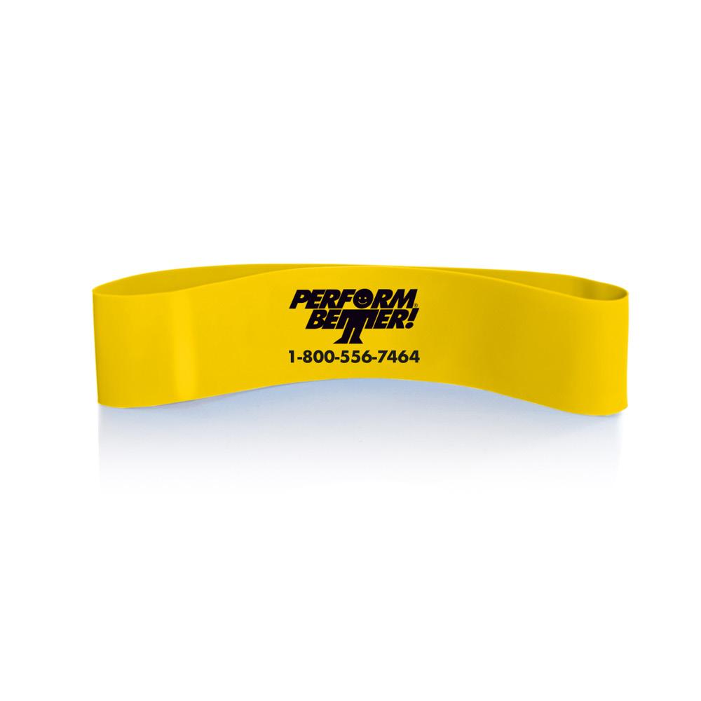 Minibands - Gelb (leicht)