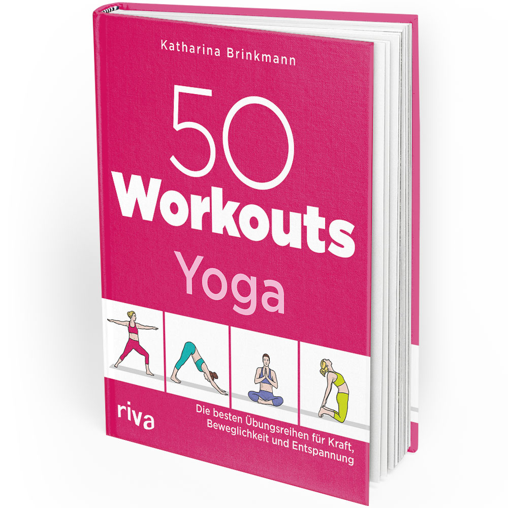 50 Workouts – Yoga (Buch)