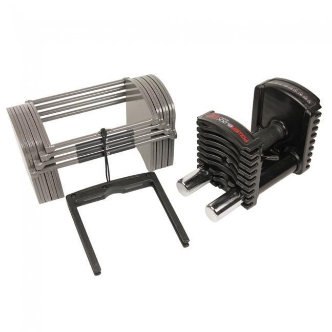 PowerBlock Sport EXP Set 2,3-22,7kg (5-50lb) Stage 1 (Paar)