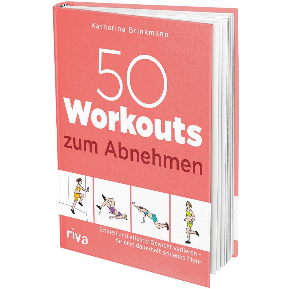 50 Workouts zum Abnehmen (Buch)