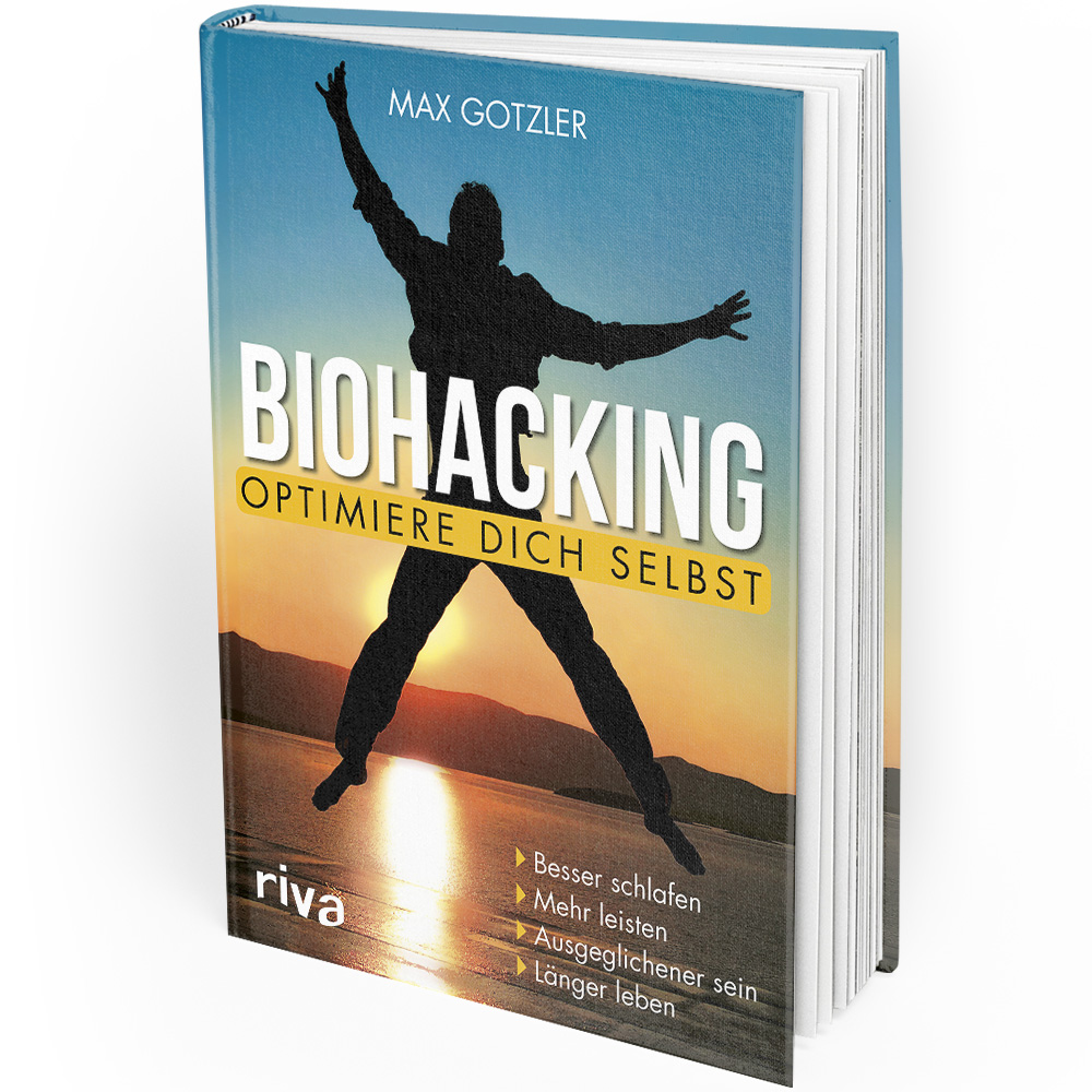 Biohacking – Optimiere dich selbst (Buch)