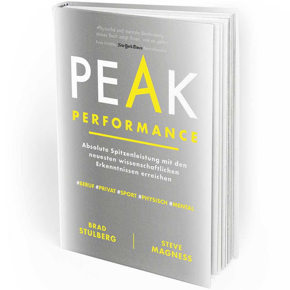 Das perfekte Mindset Peak Performance (Buch)
