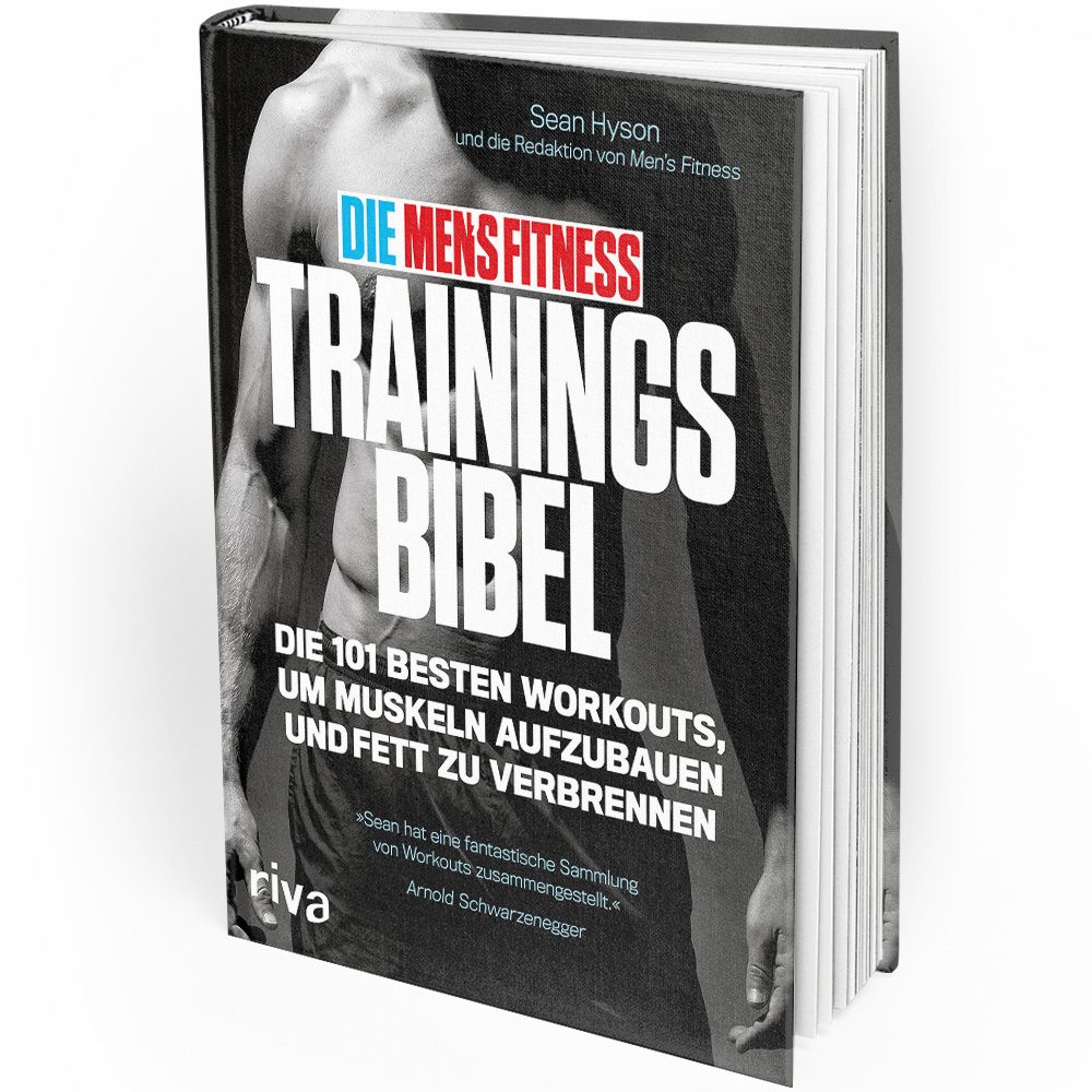 Die Men's Fitness Trainingsbibel (Buch) Mängelexemplar