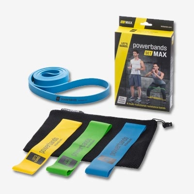 Let's Bands powerbands SET MAX