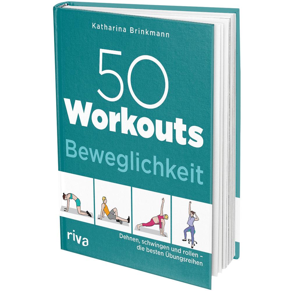 50 Workouts – Beweglichkeit (Buch)