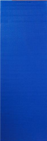 YogaMat - blau
