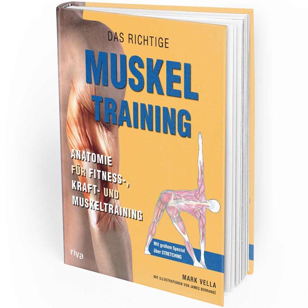 Das richtige Muskeltraining (Buch)