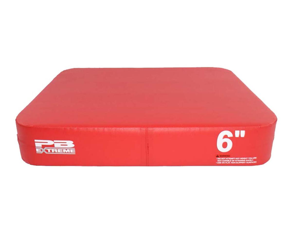 PB Extreme Soft Plyo Box rot - 15 cm - einzeln