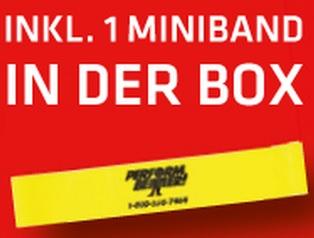 Fit mit Minibands und Superbands (DVD)