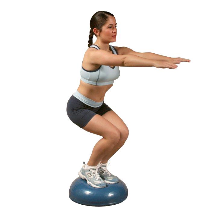 BOSU® Balance Trainer - BOSU Stöpsel (unisize)